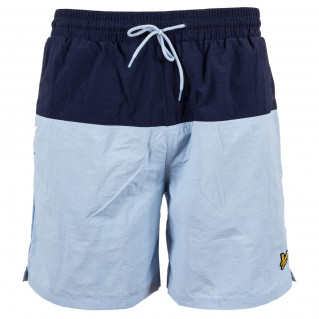 Half Split Swim Short